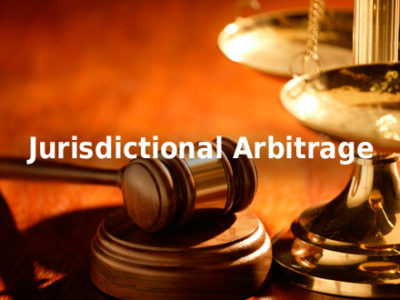 Jurisdictional Arbitrage