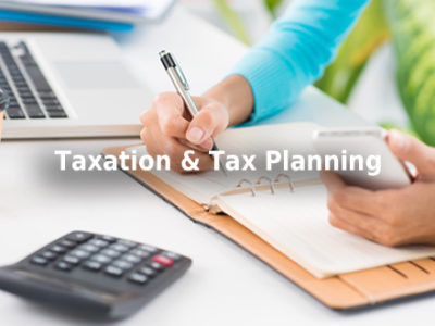 Taxation / Tax Planning