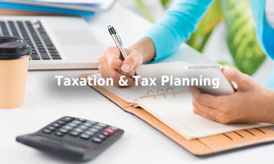 Taxation / Tax Planning